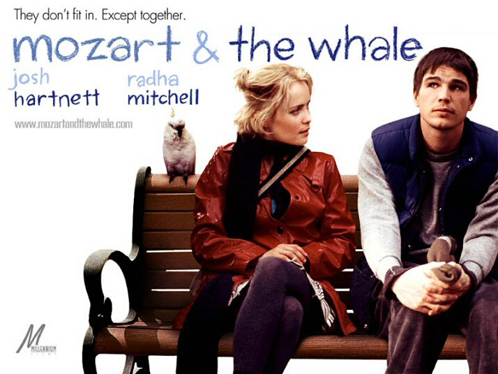 Josh Hartnett, Autiste Asperger dans Mozart & the Whale dans 04. Cinéma mozart-and-the-whale