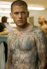 Micheal Tatuagem - Prison Break