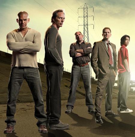 Veja agora a foto de elenco da nova temporada de Prison Break | Hotvnews
